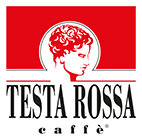 TESTA ROSSA caffè Logo